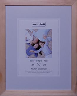 Hout 29,7 x 42 cm (A3)